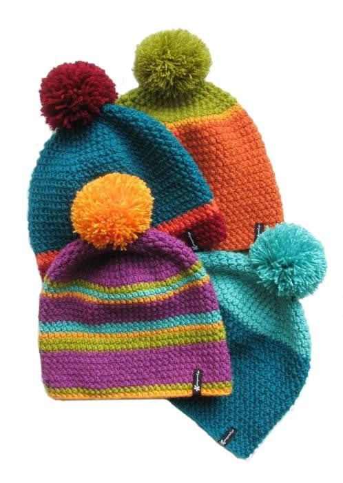 Все участники наших походов и треков получают в подарок крутую шапку