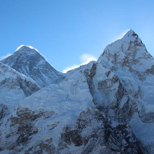 Изображение для трека к Эвересту