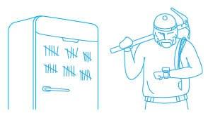 """Иллюстрация с восходителем для страницы сайта """"Календарь мероприятий"""""""
