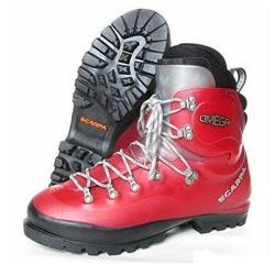 Двойные ботинки для восхождений выше 5000 метров