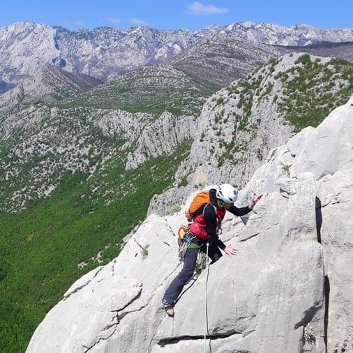 Изображение авторского курса по альпинизму в Пакленице