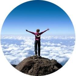 Мачаме это идеальный маршрут для восхождения на Килиманджаро