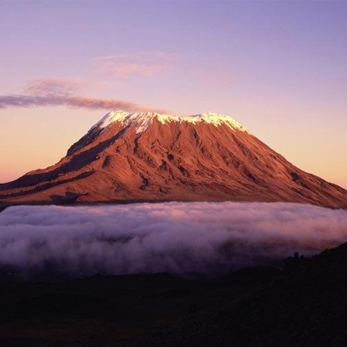 Изображение для восхождения на Килиманджаро