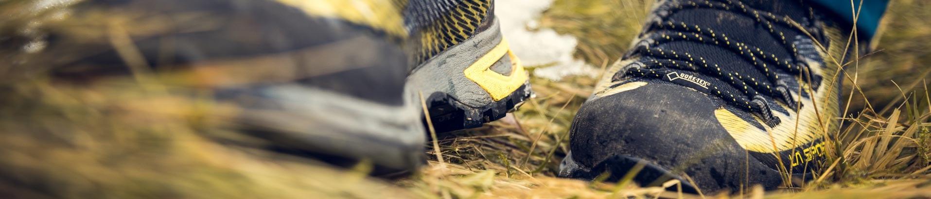 Перечень горной обуви для различных восхождений и походов разной сложности