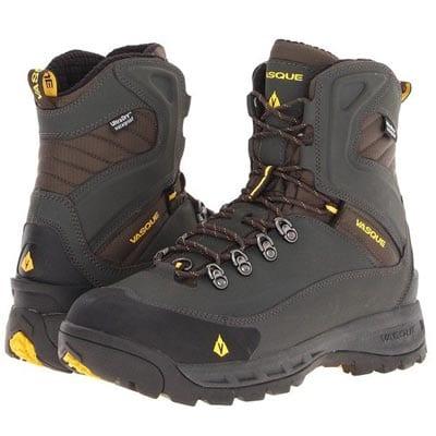 Ботинки для зимних походов в минусовую погоду от Vasque