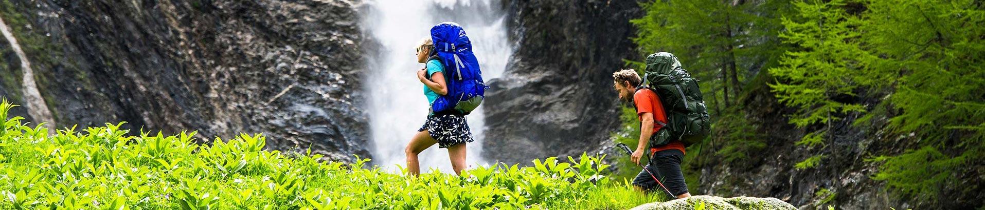 В этой статье мы поможем вам выбрать правильный рюкзак для вашего восхождения или похода