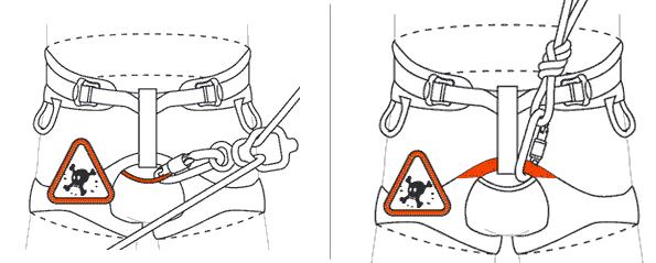 Самые популярные ошибки у многих скалолазов и альпинистов