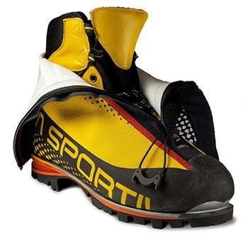 Ботинки для занятий альпинизмом