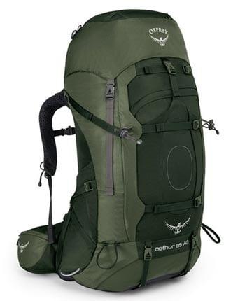 Рюкзаки более 80 литров чаще всего приобретают для продолжительных походов или высотных восхождений