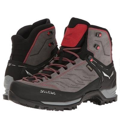 Ботинки Salewa отлично подойдут для горной деятельности до 4000 метров